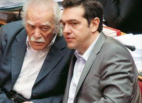 ΣΥΡΙΖΑ Με λάβαρο τον Γλέζο επιχειρούν να σβήσουν τηφωτιά