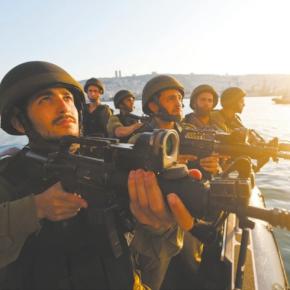 Ισραηλινοί κομάντος στην Κρήτη – ΦΩΤΟΓΡΑΦΙΕΣ από εκπαίδευσήτους
