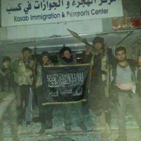 Στα χέρια του Συριακού Στρατού ξαναπερνά η Χριστιανικήkessab