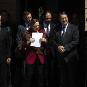Κυπριακό: Αναζητώντας διέξοδο μέσω Μέτρων Οικοδόμησης Εμπιστοσύνης.Οι τουρκοκυπριακές προτάσεις δεν μπορούν να γίνουν αποδεκτές από τουςελληνοκύπριους