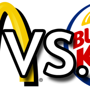 Μάχη μπιφτεκιού στην Κριμαία: Burger King αντίMcDonald's!