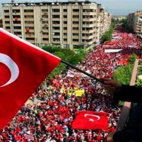 «Καλώς τα δεχθήκαμε»: Το πρώτο «τουρκικό» εξτρεμιστικό κόμμα (DEB) ανακοίνωσε την κάθοδό του στιςευρωεκλογές