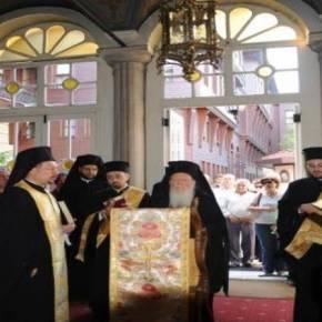 Φανάρι: Ανάσταση στο Οικουμενικό Πατριαρχείο Κωνσταντινουπόλεως