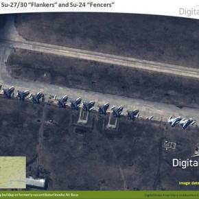 Μεγάλες συγκεντρώσεις Ρωσικών Δυνάμεων στα σύνορα σύμφωνα με το ΝΑΤΟ(φώτο)