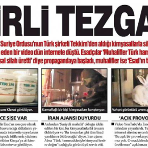 Seymour Hersh: Η Τουρκία πίσω από τη επίθεση με χημικά όπλα στηΔαμασκό