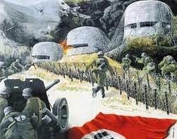 """ΡΟΥΠΕΛ: Οι νέες Θερμοπύλες απεναντι στα βάρβαρα ναζιστικά κτήνη. ΟΥΤΕ ΜΙΑ ΛΕΞΗ ΑΠΟ ΤΑ ΓΕΡΜΑΝΟΔΟΥΛΑΜΜ""""Ε""""!"""