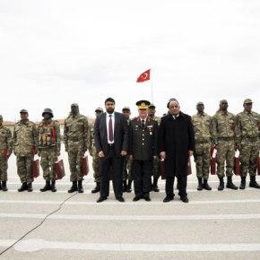 Λίβυοι καταδρομείς σε εκπαίδευση «Κομάντο» στην Τουρκία(φώτο)