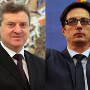 Σκόπια: Αμφίρροπος ο προεκλογικός αγώνας των δύο κύριων υποψηφίωνπροέδρων
