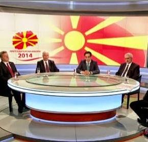 Σκόπια: Πως βλέπουν οι υποψήφιοι πρόεδροι τις σχέσεις με γειτονικάκράτη