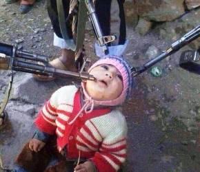 Συρία: Εξοργιστική φωτογραφία… απόισλαμοφασίστες;