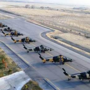 Τα πρώτα εννέα T129A στα χέρια του τουρκικούΣτρατού