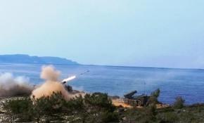 Χίος: «ΒΡΟΝΤΗ… ξε» στην άσκηση (ΤΑΜΣ) της 96 ΑΔΤΕ-Φωτογραφίες