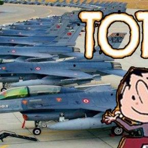 Αμερικανός «μύθος» της USAF χαρακτηρίζει την τουρκική Αεροπορία «Μία από τις 10 καλύτερες τουκόσμου»!