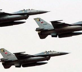 Τουρκική προβοκάτσια: «Αναχαιτίσαμε ελληνικά F – 16 στηΛέσβο»!