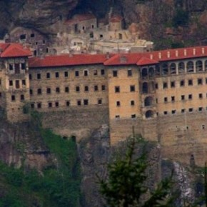 Ανοίγει το δεύτερο μεγαλύτερο μοναστήρι στηνΤουρκία