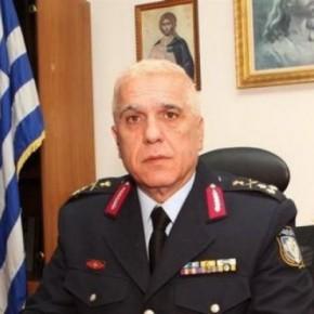 Ο αντιστράτηγος Δ. Τσακνάκης νέος αρχηγός τηςΕΛΑΣ