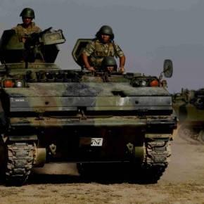 Η Τουρκία «σφυροκοπά» θέσεις του συριακού Στρατού στην πόλη Κασάμπ(Vid)