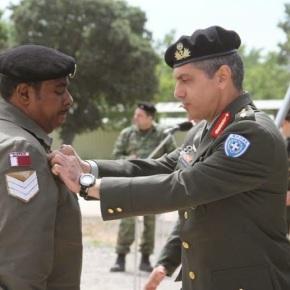 Τελετή Αποφοίτησης Στρατιωτικού Προσωπικού του Κατάρ στην ΠΕ της ΧΙΙ Μ/Κ ΜΠ(φωτογραφίες)