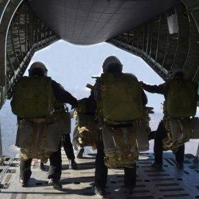 Άσκηση της 1ης Τούρκικης Ταξιαρχίας Καταδρομών!(φώτο)