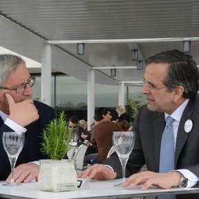 Ζαν Κλοντ Γιούνκερ: «Η Ελλάδα στέκεται ξανά στα πόδια της», έγραψε στοtwitter