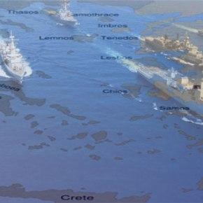 ΕΚΤΑΚΤΟ: Τουρκικός Στόλος κατευθύνεται προς την Αττική – Πάνε για αιφνιδιαστικό κτύπημα;(upd)