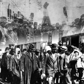 Ημέρα Μνήμης για τη Γενοκτονία τωνΠοντίων