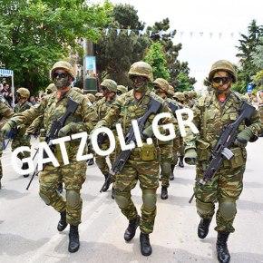 Επίδειξη στην Παρέλαση της απελευθέρωσης της Θράκης…Παρουσία Πατριάρχη !(φώτο &video)