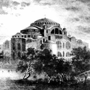 Η Πόλις εάλω: Σημαίνει και η Αγιά Σοφιά… Στίβεν Ράνσιμαν: Επί 11 αιώνες η Κωνσταντινούπολη ήταν το κέντρο ενός κόσμου φωτός. Τώρα έγινε η έδρα της θηριωδίας, της αμάθειας, της μεγαλόπρεπηςακαλαισθησίας!