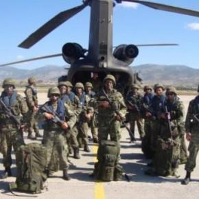 Αιφνιδιαστική αποβίβαση ειδικών δυνάμεων σε νησί του ανατολικού Αιγαίου για την απόκρουση «τουρκικήςεισβολής»