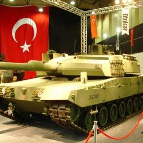 Τουρκία: Πολιτική-βιομηχανική μάχη με έπαθλο το άρμα μάχης Altay;(ΒΙΝΤΕΟ)