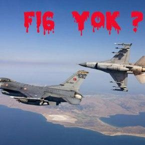 Τι βρήκαν τελικά οι Τούρκοι στην Χίο; Πάντως όχι F –16!