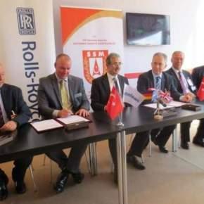 Επιτυχία Aselsan, συμφωνίες με Airbus καιRolls-Royce