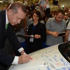 Και «εθνικό» αυτοκίνητο θέλει οΕρντογάν