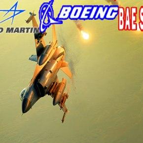 Εκσυγχρονισμός F-16: Αερομαχία τριών αμερικανικών κολοσσών άρχισε στηνΑθήνα
