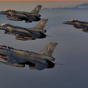 Στέλνουν ελληνικά F-16 στη Βαλτική σε ασκήσεις απέναντι σε ρωσικάSu-27!