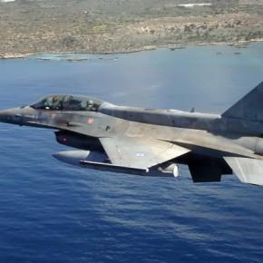 «Χαμηλές διελεύσεις» πάνω από τον τουρκικό στόλο που εξακολουθεί ναπροκαλεί