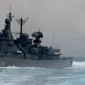«Πολεμικό» σκηνικό στο Αιγαίο: Ανάπτυξη όλων των μονάδων του Στόλου κόντρα στους τουρκικούς«τσαμπουκάδες»
