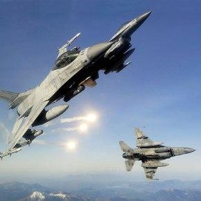 Η Πολεμική Αεροπορία στην κοινή άσκηση «Θρακικός Αστέρας 2014» με ΗΠΑ στηΒουλγαρία