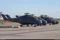 Έτοιμα για παραλαβή τα πρώτα Mi-35P της Εθνικής Φρουράς τηςΚύπρου
