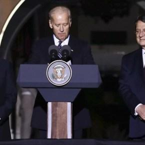 Κύπρος: Αισιοδοξία από την επίσκεψηΜπάιντεν