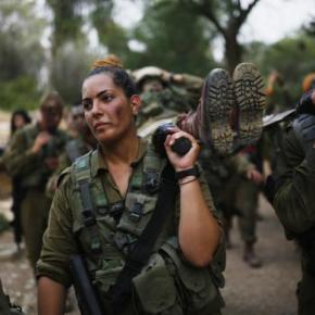 Οι γυναίκες του ισραηλινού στρατού όπως δεν τις έχετε ξαναδεί!ΦΩΤΟ
