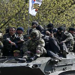 EKTAKTO: Σαρώθηκε ο ουκρανικός Στρατός στο Σλαβιάνσκ – Τους κυνηγούν στα δάση οι ρωσόφωνοι(vid)