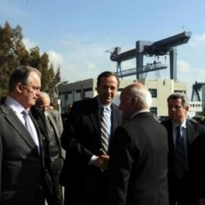 Πρώτη μετεκλογική «φουρτούνα» για την κυβέρνηση τα Ναυπηγεία Ελευσίνας και τα χρέητους