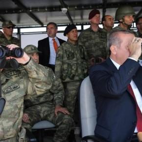 «Φουλ» διακλαδικότητα «έπαιξαν» οι Τούρκοι στις ασκήσεις τους – Τι είδε ο Έλληναςακόλουθος