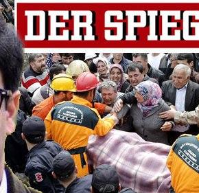 Το Spiegel ανακάλεσε τον αναταποκριτή του στην Τουρκία λόγωαπειλών!