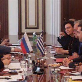 Οι επαφές ΣΥΡΙΖΑ – Μόσχας κάτω από το βάρος των ευρωπαϊκών κυρώσεων κατά τηςΡωσίας