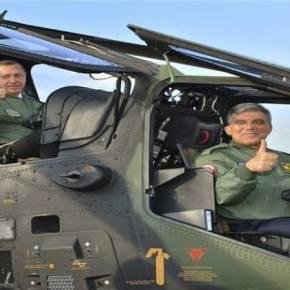 Θλιβερές συγκρίσεις με την Ελλάδα: Η τουρκική ηγεσία στηρίζει την αμυντικήβιομηχανία