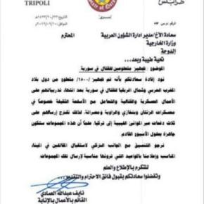 NTOKOYMENTO! Κατάρ και Σ. Αραβία χρηματοδοτούν και εκπαιδεύουντζιχαντιστές