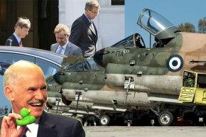 Καζάνι που βράζει και η Πορτογαλία: Ο πρόεδρός της κατέρρευσε από τις λαϊκές αποδοκιμασίες μπροστά στονΣτρατό