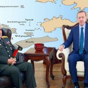 «Πού το πάει» η Άγκυρα; – Μετά τις πολεμικές δηλώσεις Necdet Özel κλιμακώνει με επεισόδια σε Σάμο και ΚεντρικόΑιγαίο